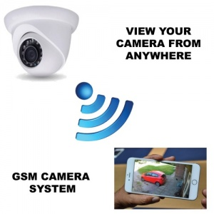 GSM Lambing Camera System, View your lambing Camera on Your Mobile Phone.