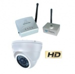 Wireless Security Camera