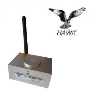 Wireless Transmitter for CCTV Camera