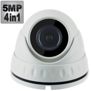 5 Mp CCTV Camera which works on any dvr
