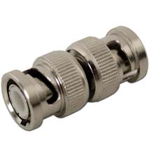 Bnc male to bnc male connector for cctv cameras
