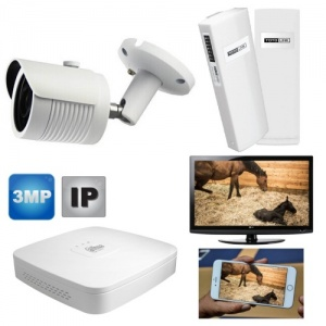 Wireless Foaling Ip Camera for Mobile phone, pc & Tv