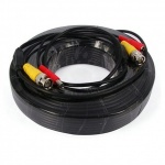 20 Meter Power Signal Cable for all CCTV Cameras