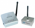 200M wireless transmitter & receiver for cctv cameras