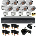 8 Camera CCTV Kit for Sale