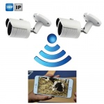 4g Gsm Farm Camera System with 2 x Hd Cameras