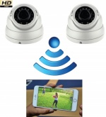 Gsm Lambing Camera System for Mobile Phone with 2 X Cameras