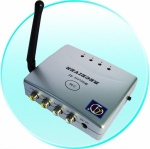 Wireless receiver 2.4ghz